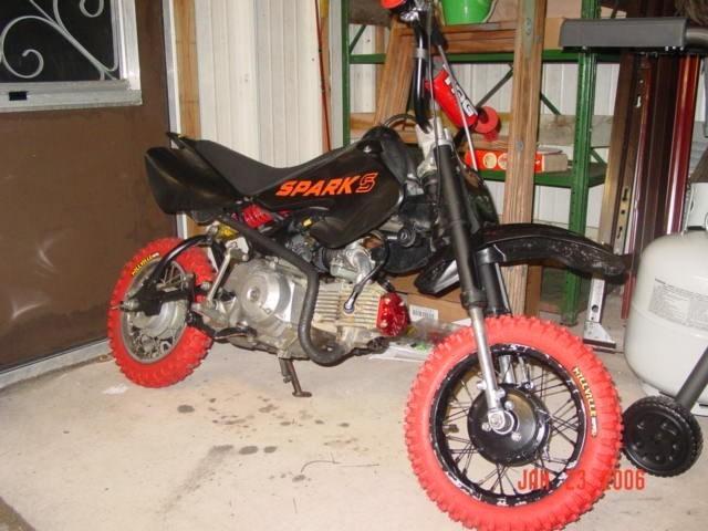 mazdalows 2001 Show Bikes other photo