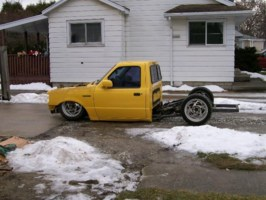 Sawed Ups 1996 Ford Ranger photo thumbnail