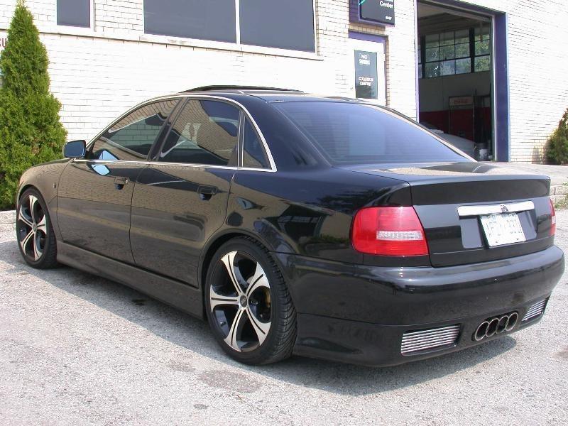 CrazEA4s 1999 Audi A4 photo