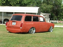 squareonairs 1972 Volkswagen Squareback photo thumbnail