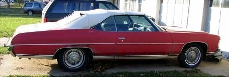 streetriders 1971 Chevy Impala photo