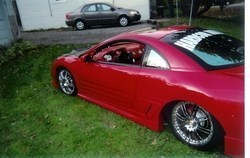 patslick9s 2000 Mitsubishi Eclipse photo thumbnail