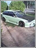 KurielzKustomzs 1991 Honda Civic Hatchback photo thumbnail