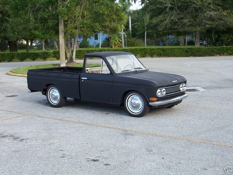 sixtyseven520s 1967 Datsun 520 photo