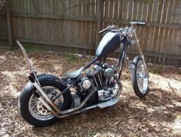 sixtyseven520s 1981 Show Bikes Harley photo thumbnail