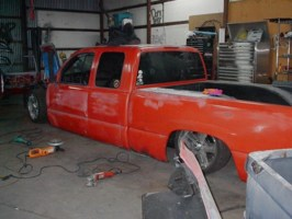 doored1s 2002 Chevy C/K 1500 photo thumbnail
