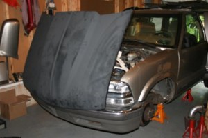 TRUBLAZINs 2001 Chevrolet Blazer photo thumbnail