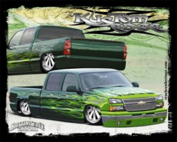 IMLOWERs 2006 Chevy Crew Cab photo thumbnail