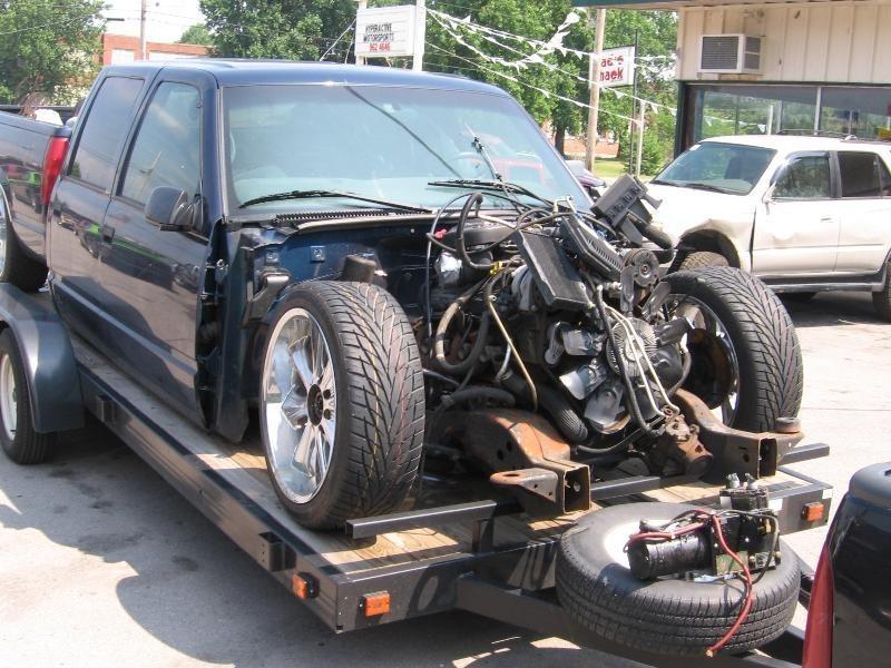 low95xlts 1998 GMC 3500 Pickup photo
