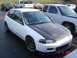 aregs 1992 Honda Civic Hatchback photo thumbnail