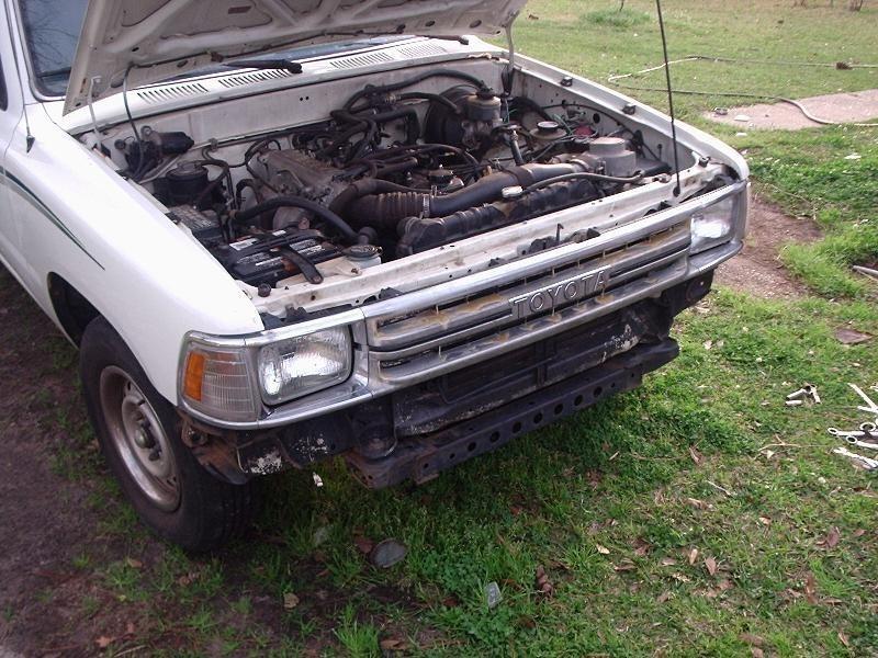 finaldimes 1991 Toyota 2wd Pickup photo