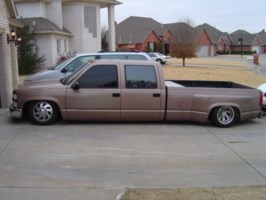 hue jasss 1994 Chevy Crew Cab photo thumbnail