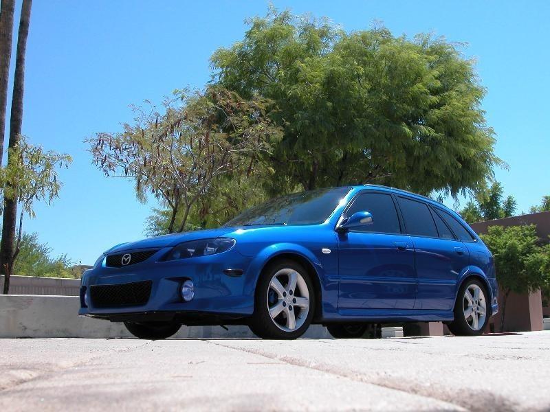 redneckss 2003 Mazda Protege 5 Wagon photo