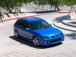 redneckss 2003 Mazda Protege 5 Wagon photo thumbnail