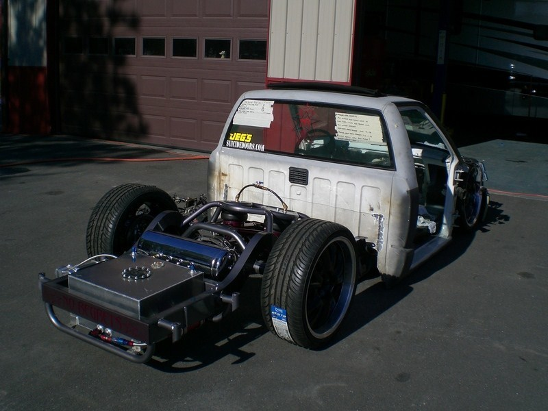 draggindimess 2000 Chevy S-10 photo