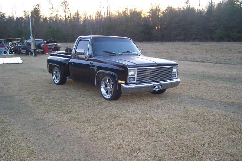 phkntkns 1987 Chevy Full Size P/U photo