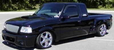 rangerpunks 2001 Ford Ranger photo