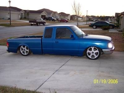fourto50s 1993 Ford Ranger photo