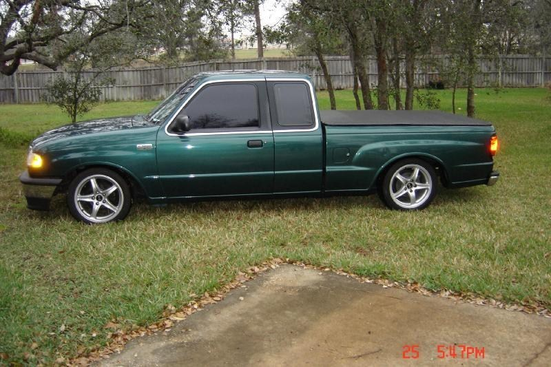UCFDragginRangers 1999 Mazda B3000 photo