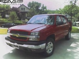 hotwheelss 2004 Chevy Avalanche  photo thumbnail