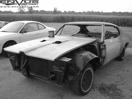 hotwheelss 1968 Pontiac GTO photo thumbnail