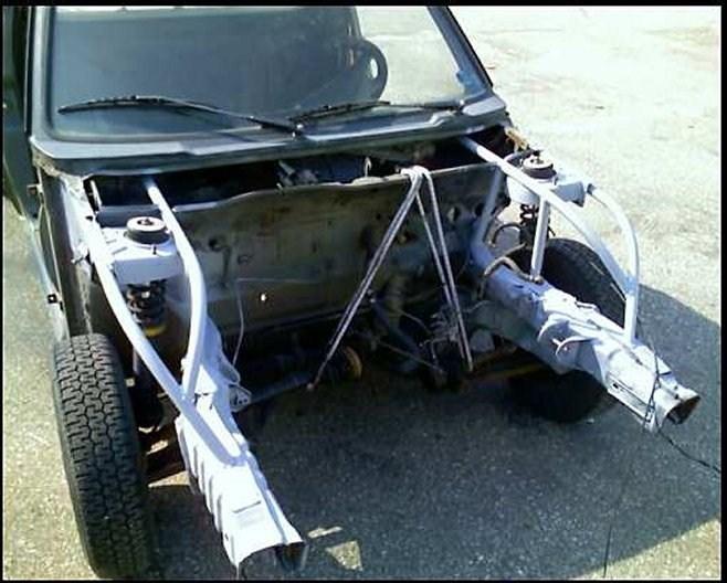 xflowgolfs 1981 Volkswagen Caddy photo