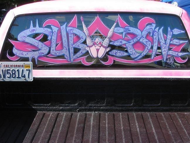 SVSTEPHs 1991 Toyota Pickup photo