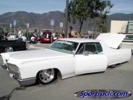 SVCADDYs 1968 Cadillac Coupe De Ville photo thumbnail