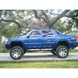DeepSouthS10s 2003 Chevy Avalanche  photo