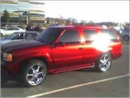widebodyeclipses 1999 GMC Denali photo thumbnail