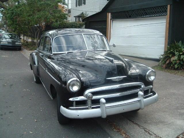 Dejavus 1950 Chevy DeLuxe photo