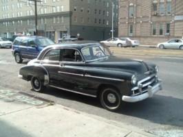 Dejavus 1950 Chevy DeLuxe photo thumbnail