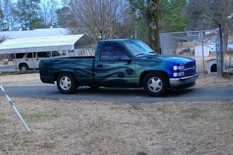 slamd97chevys 1997 Chevy Full Size P/U photo