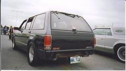 1low4drGMCs 1991 GMC Jimmy photo thumbnail