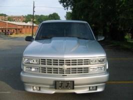 93silverchevys 1993 Chevy C/K 1500 photo thumbnail