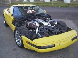 NtotheIZZATEDOGs 1991 Chevy Corvette photo thumbnail