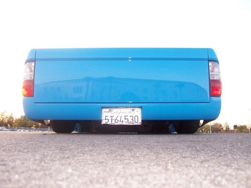 taco2nvs 1997 Toyota Tacoma 2wd photo