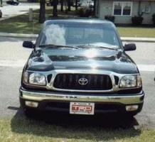 01Tacos 2001 Toyota Tacoma 2wd photo thumbnail