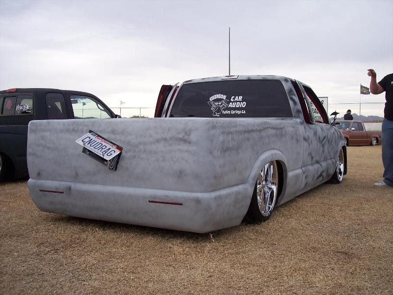 sikandtwisted61s 1997 Chevy S-10 photo