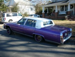 Jesters 1986 Cadillac Fleetwood Brougham photo thumbnail