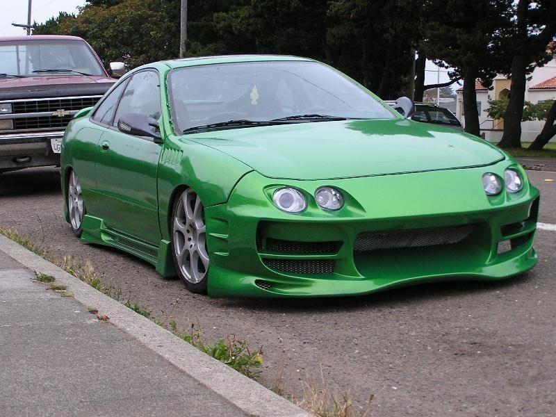 yamaha125s 1994 Acura Integra photo