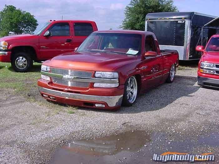 garrett mosleys 2001 Chevy Full Size P/U photo