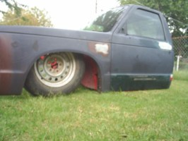 91 drggn dimes 1991 Chevy S-10 photo thumbnail