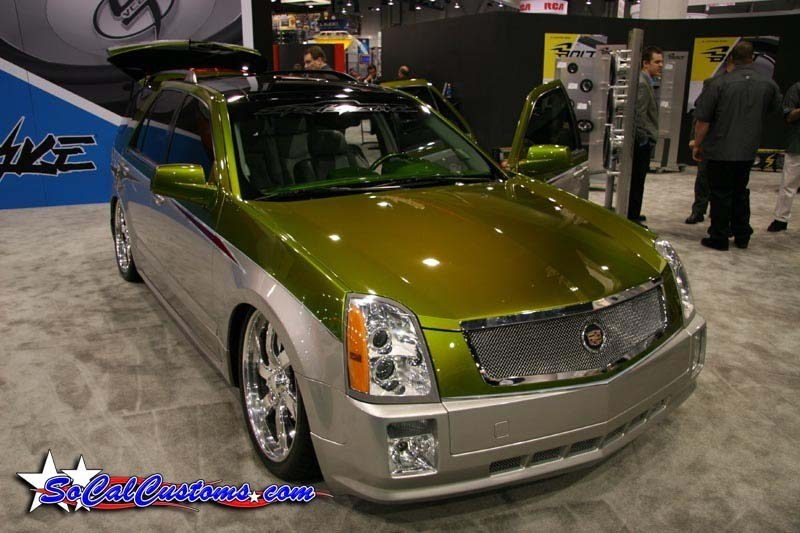 ekstensivemetalworkss 2005 Cadillac SRX photo