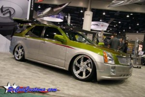 ekstensivemetalworkss 2005 Cadillac SRX photo thumbnail