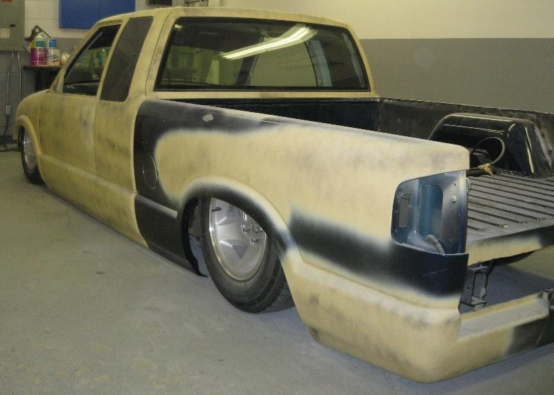 bagged63impalas 1999 Chevy S-10 photo