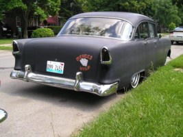 dropp55s 1955 Chevy Belair photo thumbnail