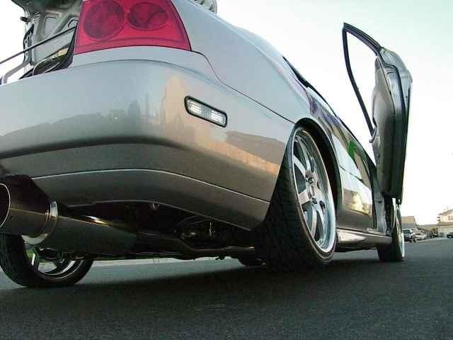 Bertos 1996 Honda Accord photo