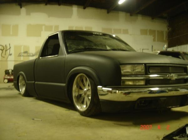 1lwsdmes 1998 Chevy S-10 photo