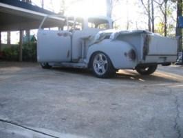 david49910s 1953 Chevy Full Size P/U photo thumbnail